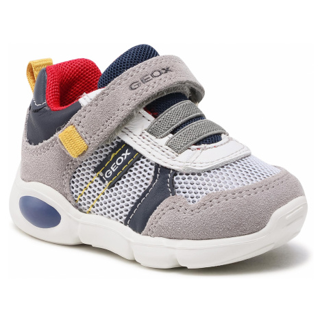 Sneakersy GEOX - B Pillow B. A B154EA 02214 C0665 Grey/Navy