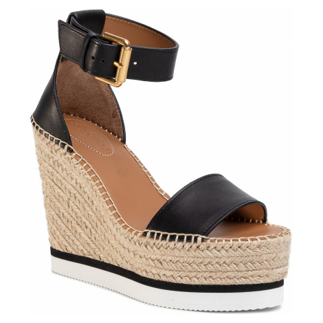 Espadryle SEE BY CHLOÉ - SB26152 Natural Calf 999 Chloé