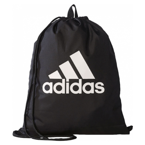 worek adidas Performance Gymsack Sport - Black/Black/White