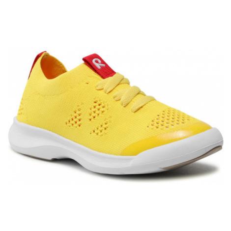 Reima Sneakersy Fresh Slipon 569333 Żółty