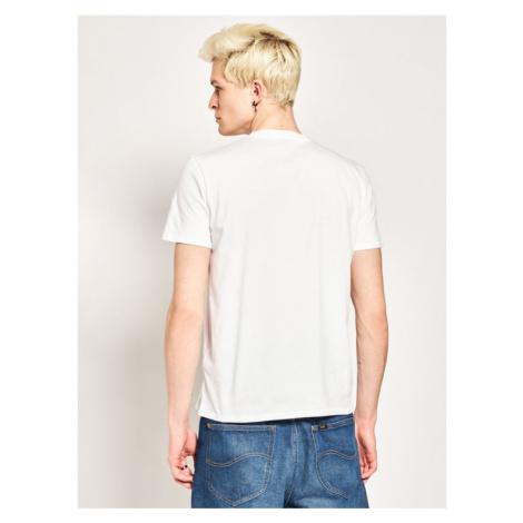 Just Cavalli T-Shirt S01GC0608 Biały Regular Fit