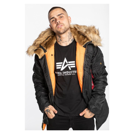 Kurtka Alpha Industries N3B Vf 59 03 Black