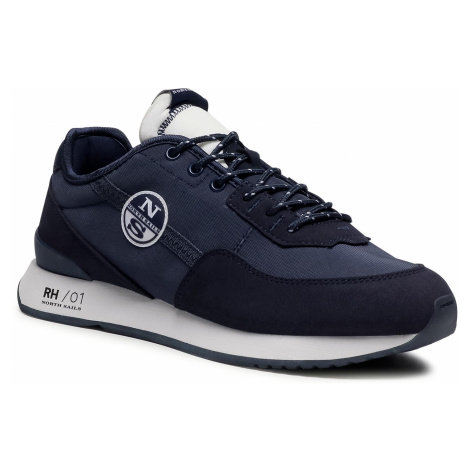 Sneakersy NORTH SAILS - RH01 F 057 Navy