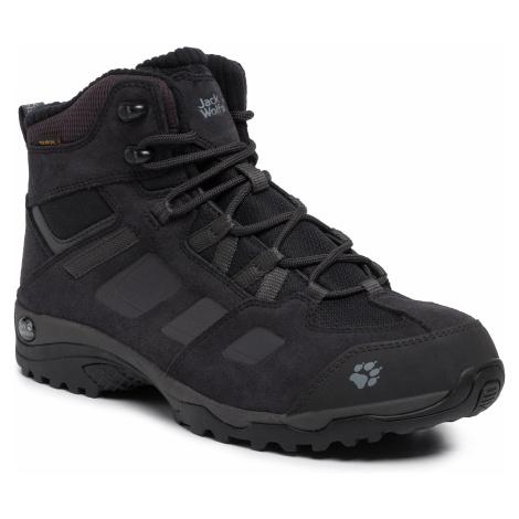 Trekkingi JACK WOLFSKIN - Vojo Hike 2 Texapore Mid M 4035551 Phantom/Dark Steel