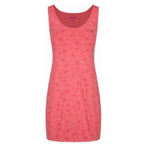 Loap ADELLAS różowy XS - Koszulka damska