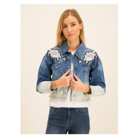 Kurtka jeansowa TwinSet