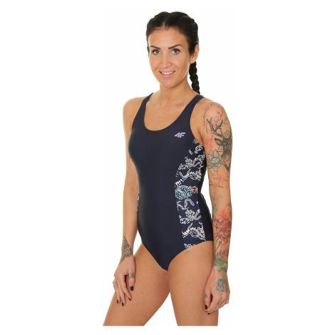strój kąpielowy 4F H4L19-KOSP001 - 30S/Dark Blue