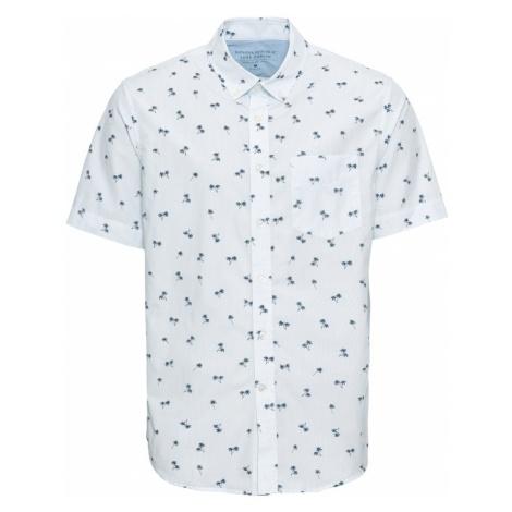 Banana Republic Koszula 'SS LP PRINT SHIRT' biały