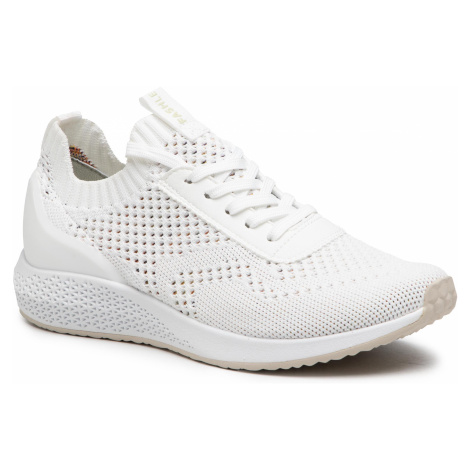 Sneakersy TAMARIS - 1-23714-26 White 100
