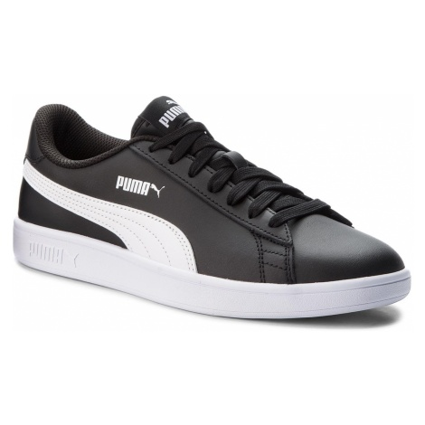Sneakersy PUMA - Smash V2 L 365215 04 Puma Black/Puma White