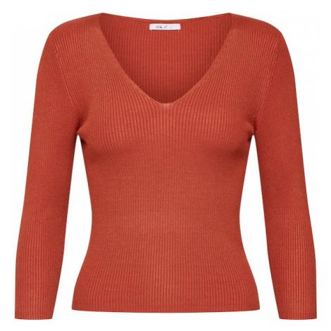 Hailys Sweter 'Kia' rdzawobrązowy Haily´s