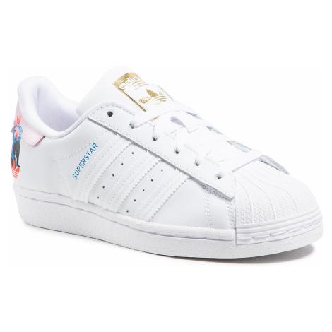 Buty adidas - Egle Superstar W Q47223 Ftwwht/Ftwwht/Clpink