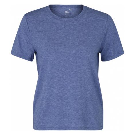 GAP Koszulka funkcyjna 'BREATHE WRAP BACK TEE' ciemny niebieski