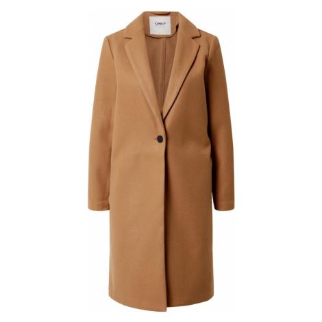 ONLY Płaszcz przejściowy 'AGNES' brązowy