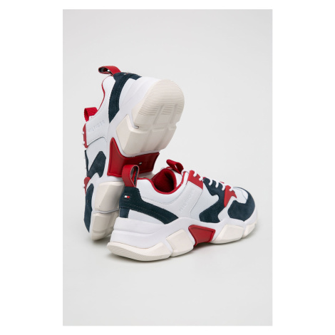 Tommy Hilfiger - Buty Chunky Material Mix Sneaker