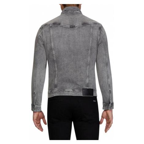 Calvin Klein Jeans Kurtka przejściowa szary denim