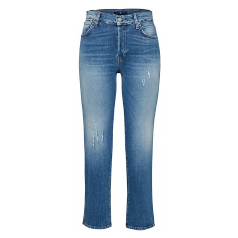 7 For All Mankind Jeansy 'EDIE' niebieski denim