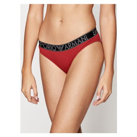Emporio Armani Underwear Figi klasyczne 162525 0A225 00173 Czerwony