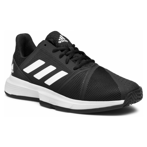 Buty adidas - CourtJam Bounce M FU8103 Cblack/Ftwwht/Cblack