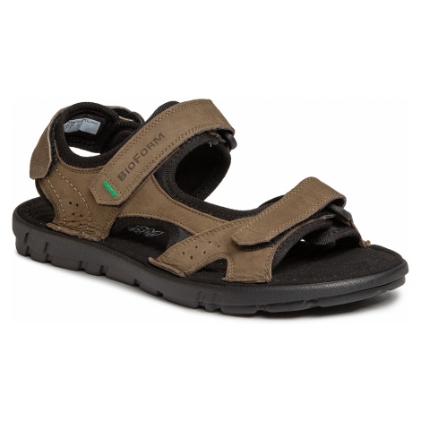 Sandały NIK - 06-0352-02-8-18-03 Zielony