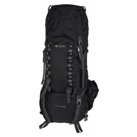 Crossroad MAGNUM 70 czarny  - Plecak ekspedycyjny