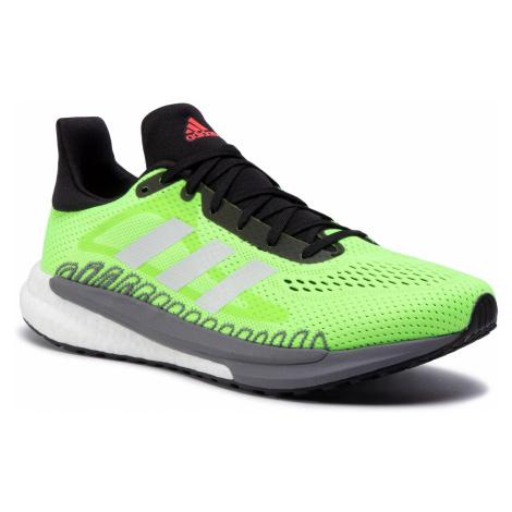 Buty adidas - Solar Glide 3 M FX0100 Signal Green/Core White/Core Black