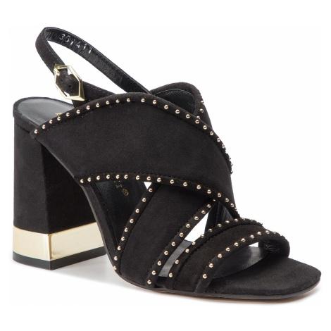 Sandały BRUNO PREMI - Camoscio BW2102P Nero