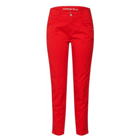 Gang Spodnie 'AMELIE' czerwony