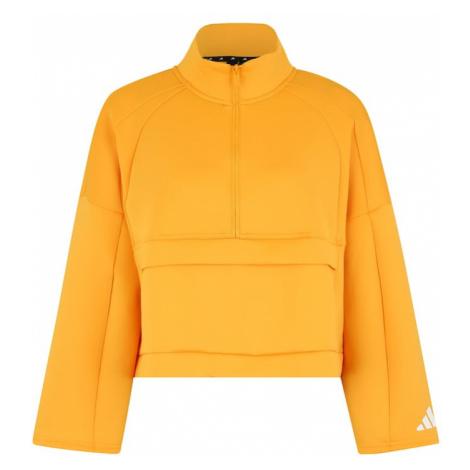 ADIDAS PERFORMANCE Bluzka sportowa pomarańczowy