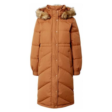 GAP Płaszcz zimowy brązowy