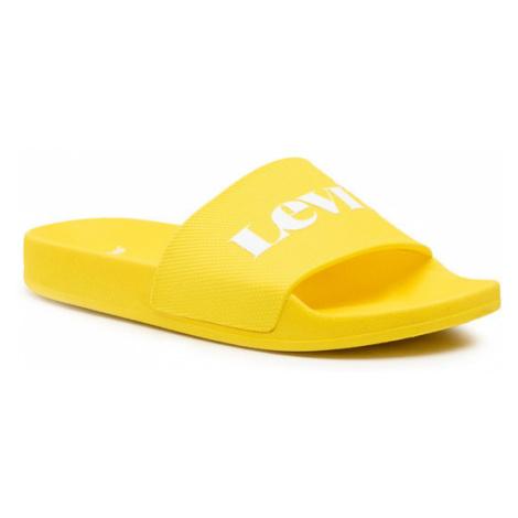 Levi's® Klapki 233026-753-73 Żółty Levi´s