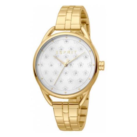 Esprit Zegarek ES1L177M0085 Złoty