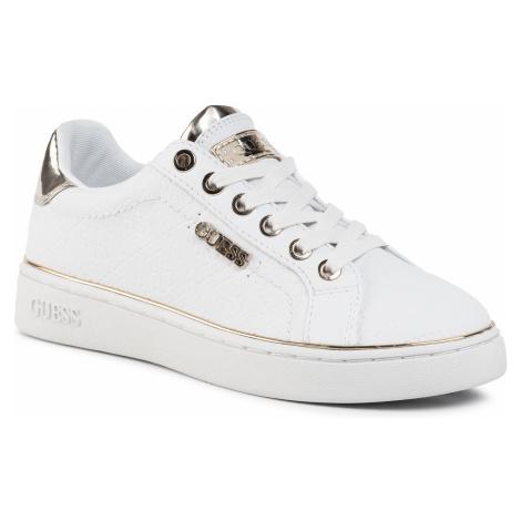 Sneakersy GUESS - FL5BEK FAL12 WHITE 1