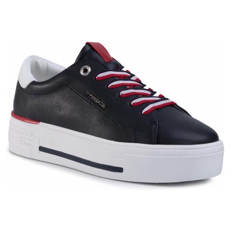 Sneakersy TOM TAILOR - 809610400 Cobalt Blue