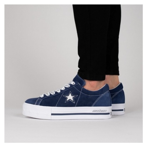 "Buty damskie sneakersy Converse One Star Platform OX ""MadeMe"" 562960C"