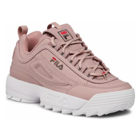 Fila Sneakersy Disruptor Low 1010302.70C Różowy