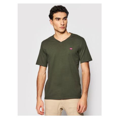 Levi's® T-Shirt 85641-0008 Zielony Standard Fit Levi´s