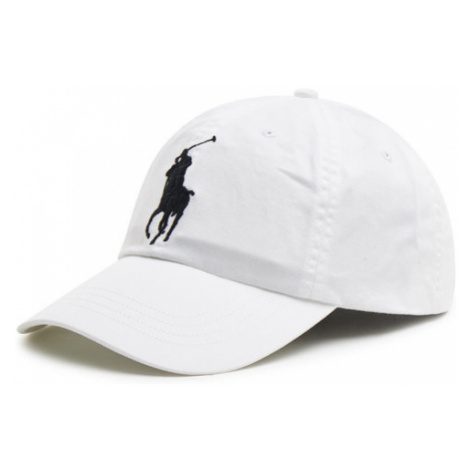 Polo Ralph Lauren Czapka z daszkiem Classic Sport Cap W 710673584003 Biały