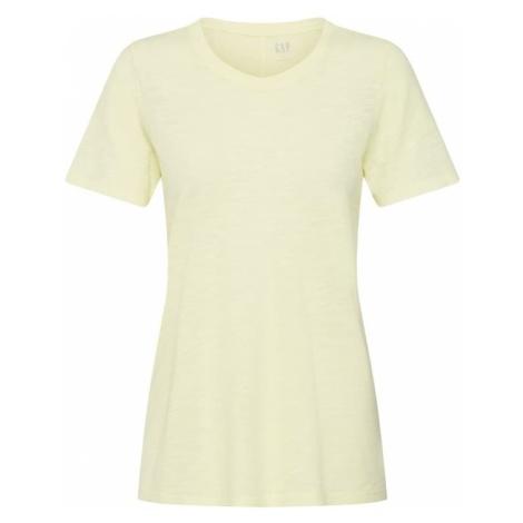 GAP Koszulka żółty