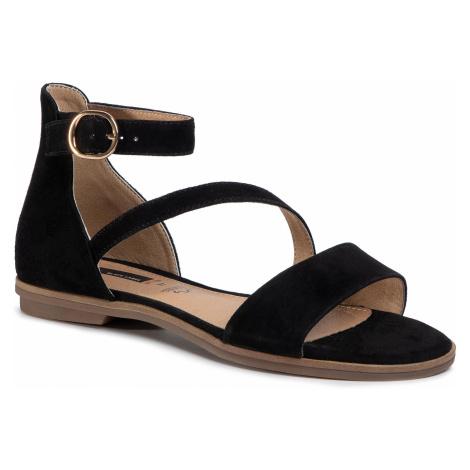 Sandały S.OLIVER - 5-28112-24 Black 001