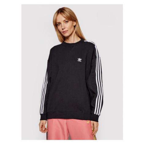 Adidas Bluza adicolor Classics GN2783 Czarny Oversize