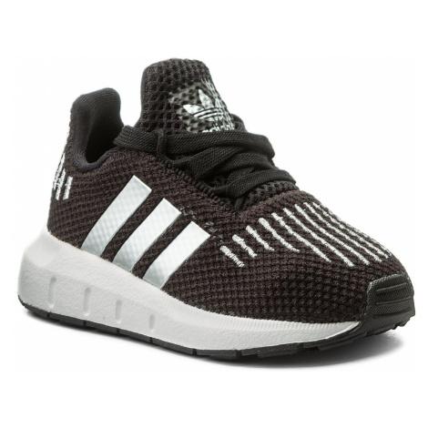 Buty adidas - Swift Run I CQ2704 Cblack/Silvmt/Ftwwht