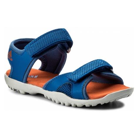 Sandały adidas - Sandplay Od K CM7646 Blubea/Traroy/Orange
