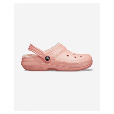 Crocs Classic Lined Clog Crocs Beżowy