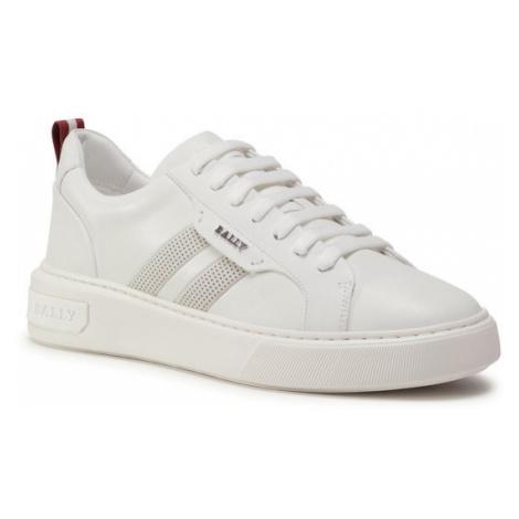 Bally Sneakersy Maxim 6234684 Biały