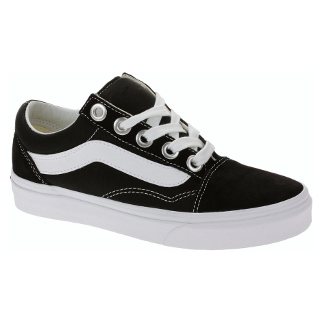 buty Vans Old Skool OS - Black/True White