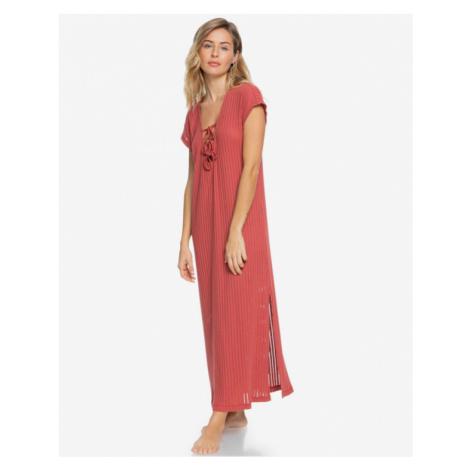 Roxy Summer Pink Wave Beach Sukienka Różowy