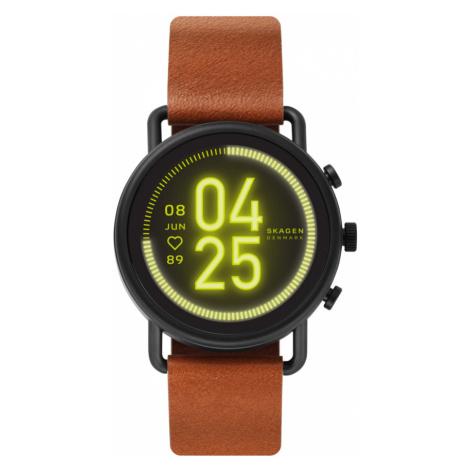 Smartwatch SKAGEN - Falster SKT5201 Brown/Black