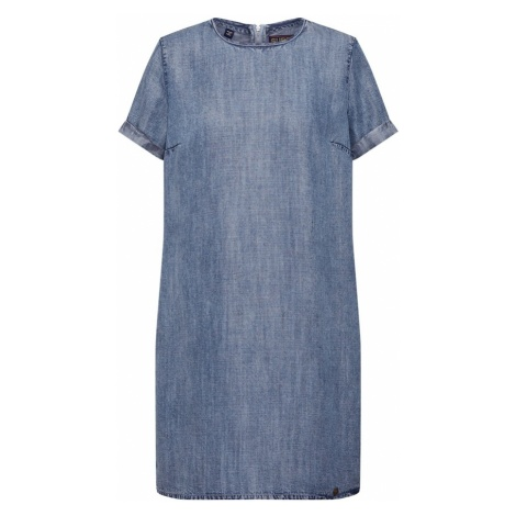 Superdry Sukienka 'SHAY TEE DRESS' niebieski