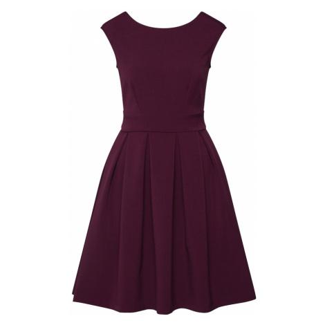 Closet London Sukienka 'D4506' burgund